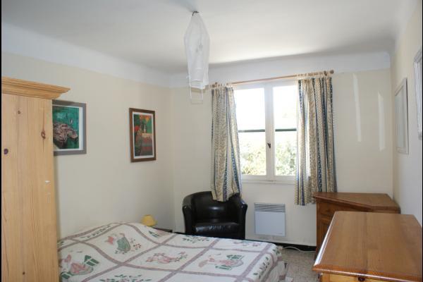 chambre double - Location de vacances - Vauvert