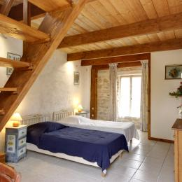 Pièce N°2 - Chambre d'hôtes - Orthoux-Sérignac-Quilhan