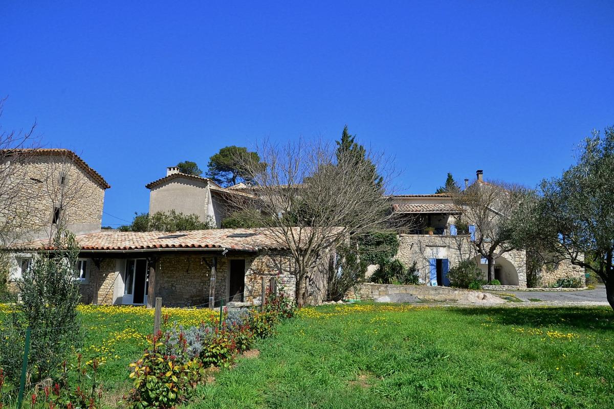 Le Mas du Gentilhomme - Location de vacances - Orthoux-Sérignac-Quilhan