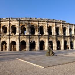Les arènes romaines - Location de vacances - Nîmes