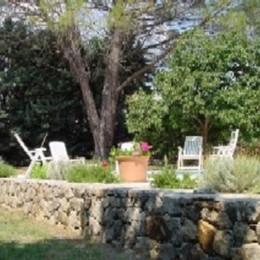 Le Jardin (arr.) - Location de vacances - Vic-le-Fesq