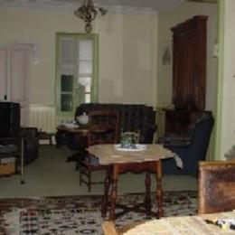 Le séjour/salon - Location de vacances - Vic-le-Fesq