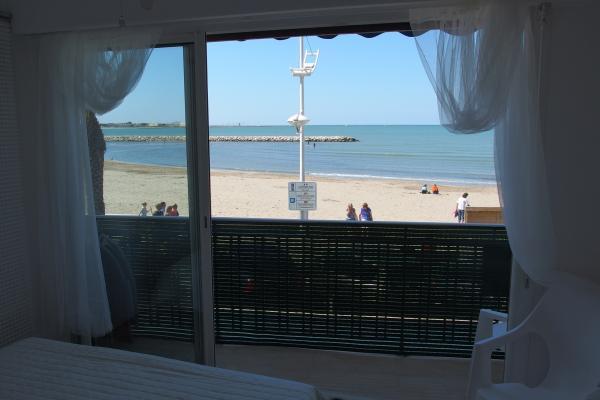 P2_Chambre_Vue mer - Location de vacances - Le Grau-du-Roi