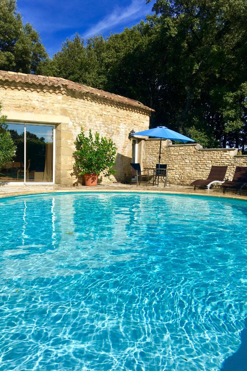 cottage - Location de vacances - Montaren-et-Saint-Médiers
