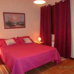 chambre 1 - Location de vacances - Serviers-et-Labaume
