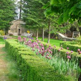 Parc - Location de vacances - Saint-Bresson