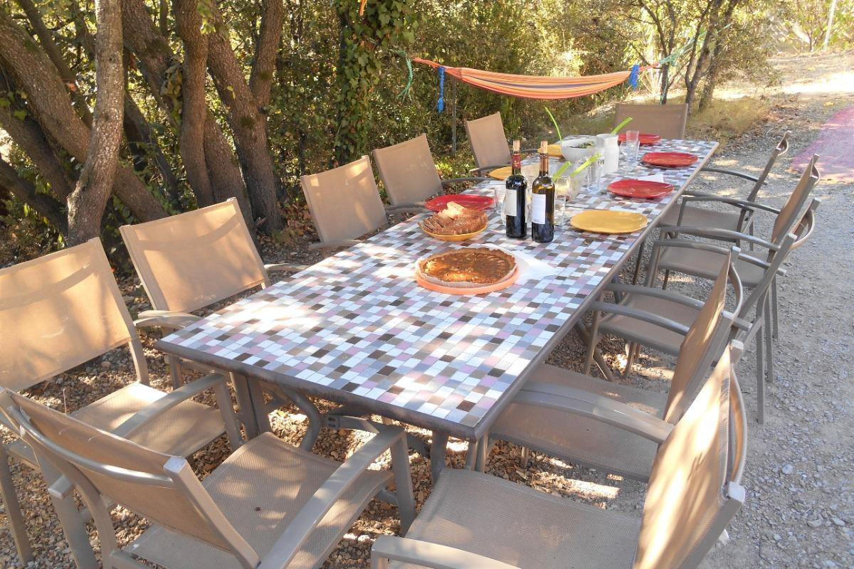 La cuisine équipée au top - Location de vacances - Saint-Clément