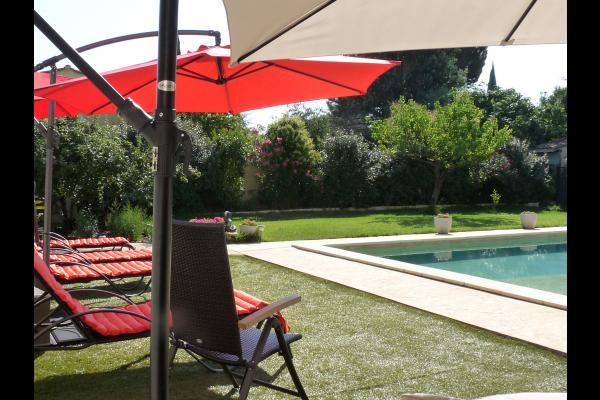 Jardin - Location de vacances - Caissargues