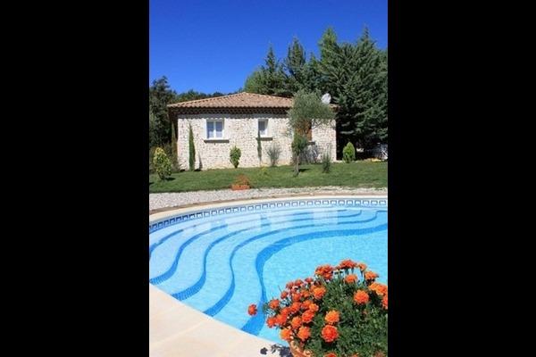 - Location de vacances - Saint-Marcel-de-Careiret