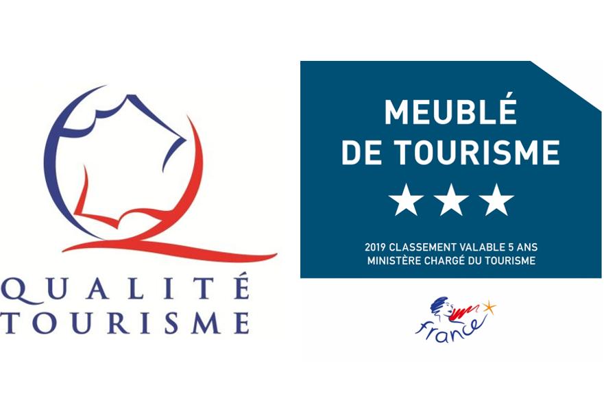 3 étoiles 2019 par Etoiles de France - Location de vacances - Saint-Julien-de-la-Nef