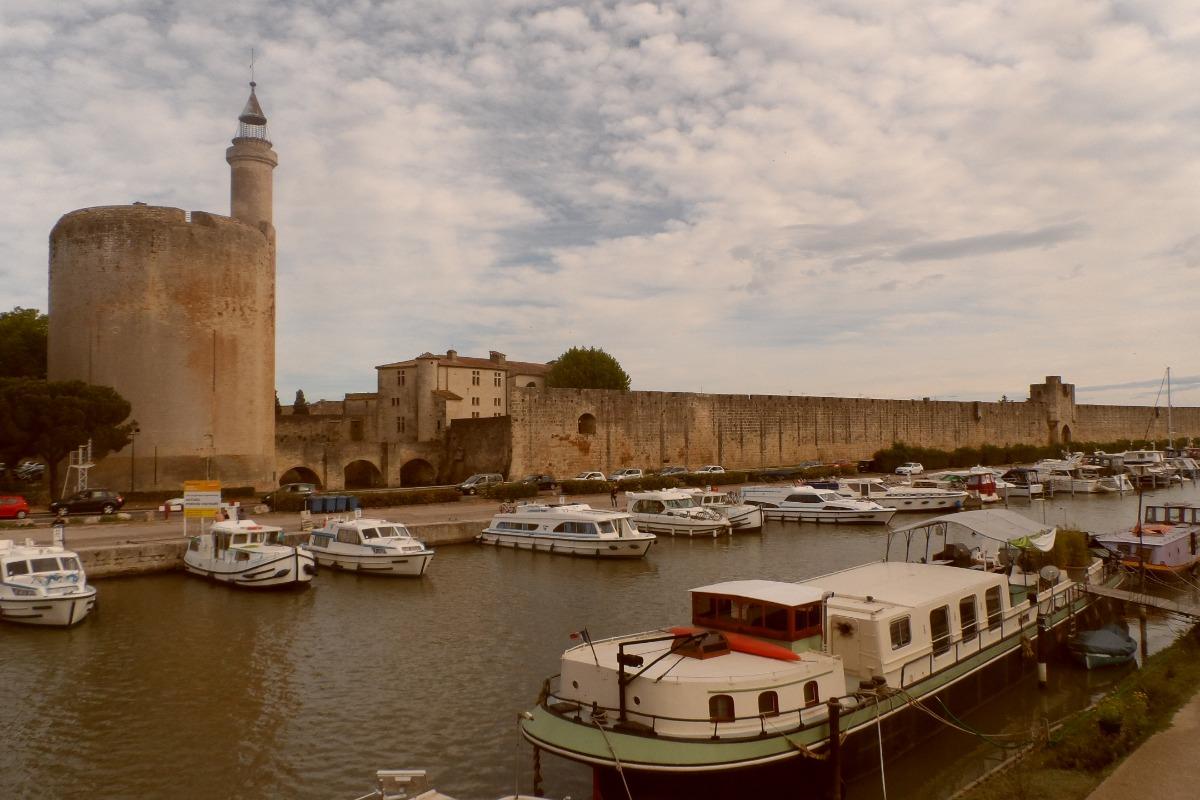 tour Constance et ramparts  - Location de vacances - Aigues-Mortes