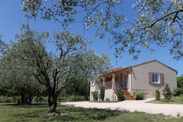 Gîte Les Oliviers - Location de vacances - Saint-Privat-de-Champclos