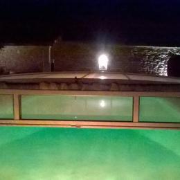 jeux de lumières - Location de vacances - Saint-Privat-de-Champclos