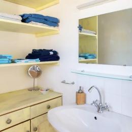 Salle de bain - Chambre d'hôtes - Pont-Saint-Esprit