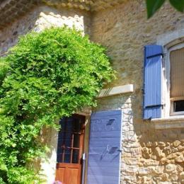 mas du vieux chemin - Chambre d'hôtes - Saint-Victor-la-Coste