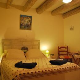 chambre avec WC et SDB privatifs - Chambre d'hôtes - Saint-Victor-la-Coste