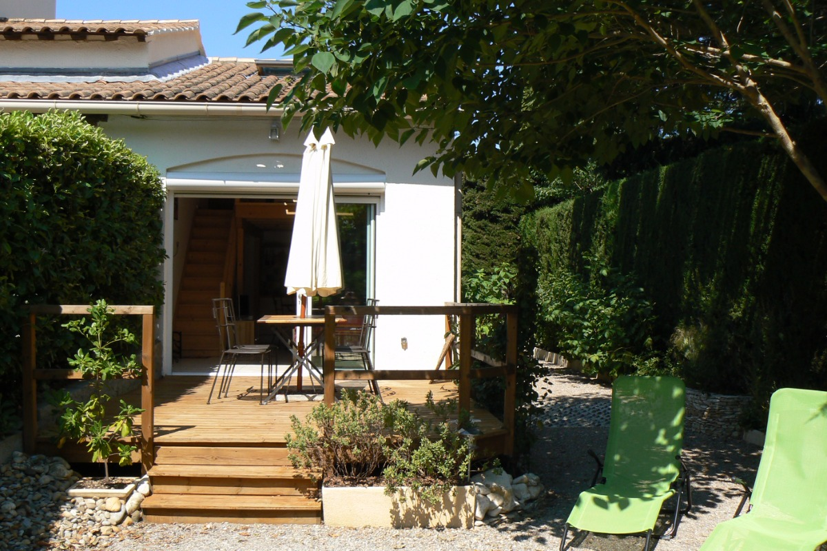 - Location de vacances - Villeneuve-lès-Avignon