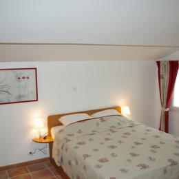 La chambre - Location de vacances - Caissargues