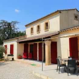 Villa des Oliviers - Location de vacances - Flaux