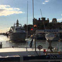Retour au port - Location de vacances - Le Grau-du-Roi