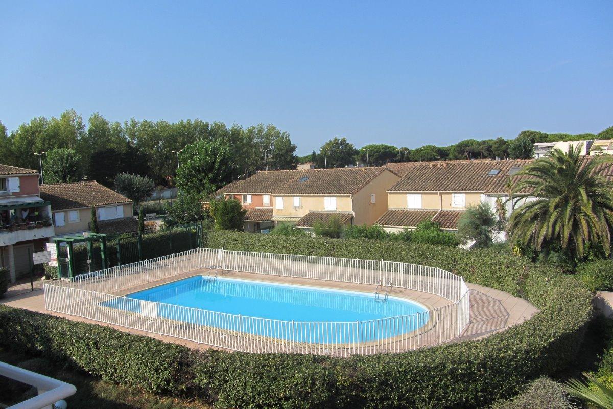 Piscine - Location de vacances - Le Grau-du-Roi