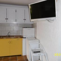 cuisine - Location de vacances - Aigues-Mortes