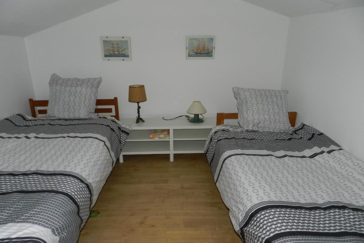 Chambre Mezzanine - Location de vacances - Saint-Jean-du-Gard