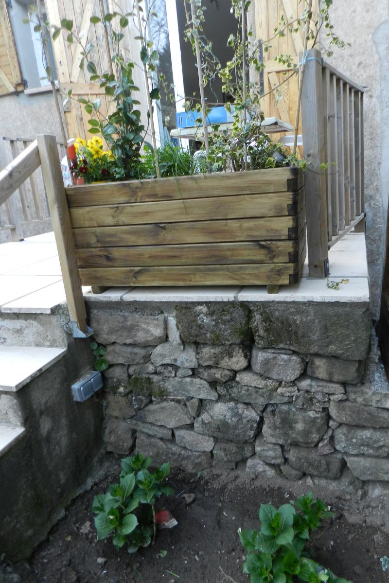 Terrasse - Location de vacances - Saint-Jean-du-Gard