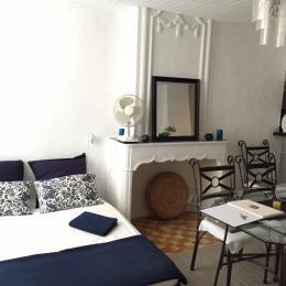 Chambre - Location de vacances - Anduze