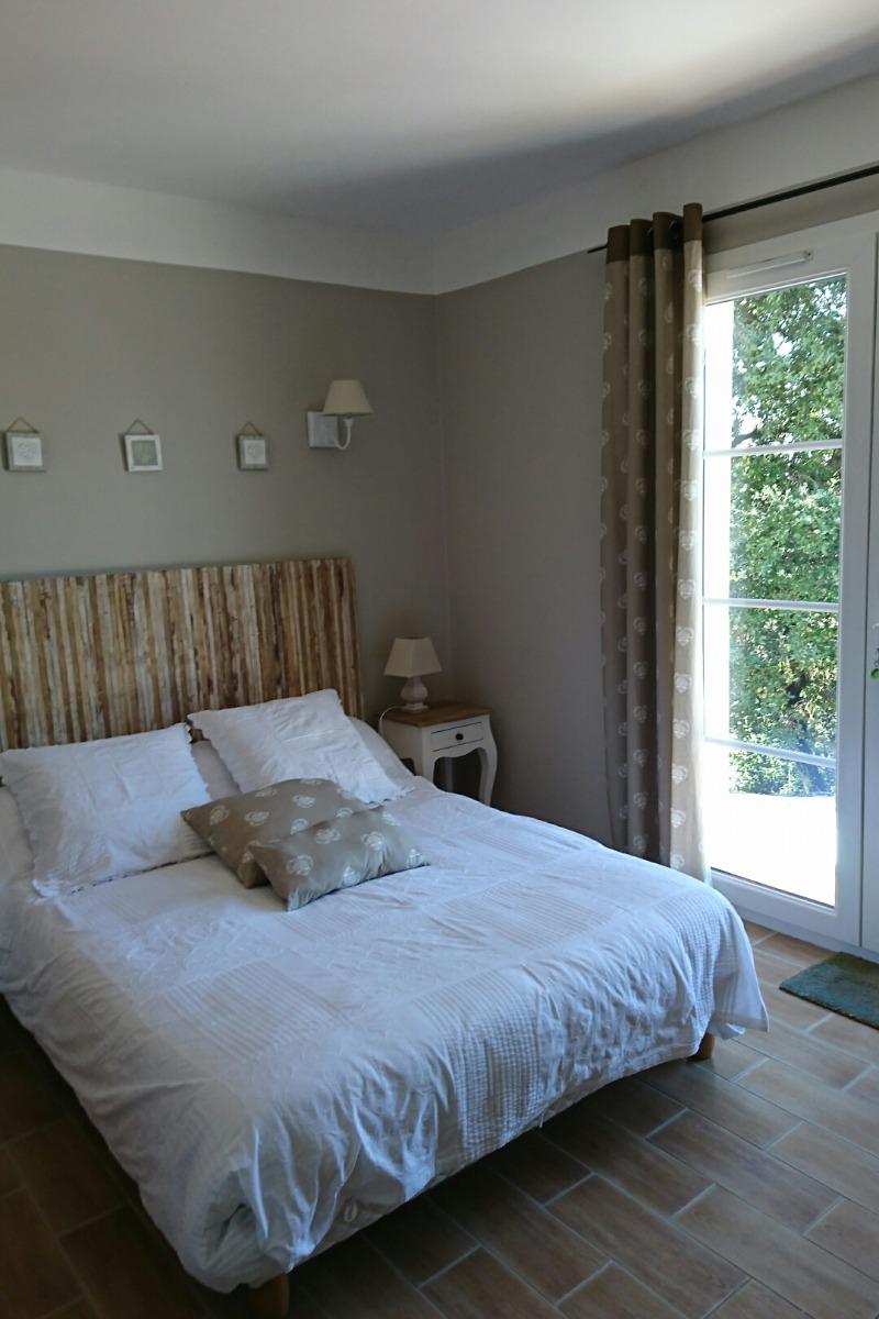 Chambre Coucher du Soleil - Chambre d'hôtes - Montagnac