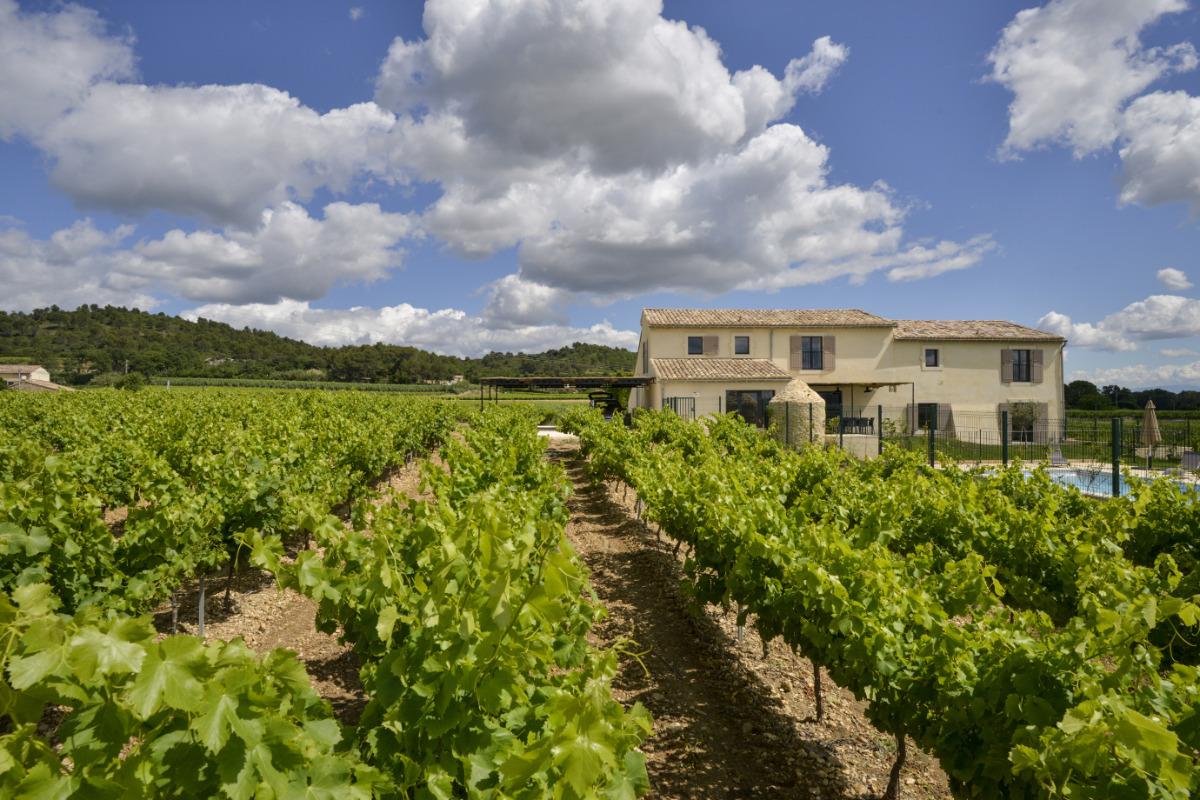 Villa Piscine Priv E Terrain Clos Le Baranier 30 Kms