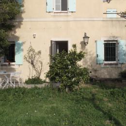 Façade maison - Location de vacances - Aigues-Mortes