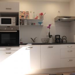 Coté cuisine - Location de vacances - Aigues-Mortes