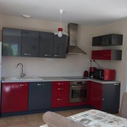 cuisine - Location de vacances - Saint-Geniès-de-Comolas