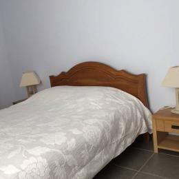la chambre mauve - Location de vacances - Saint-Geniès-de-Comolas