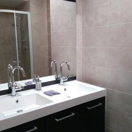 shower room 1 - Location de vacances - Pont-Saint-Esprit