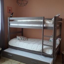 chambre 2 - Location de vacances - Aigues-Mortes