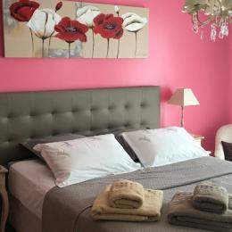 La Chambre ROSE - Chambre d'hôtes - Bezouce