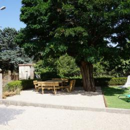 - Location de vacances - Saint-Florent-sur-Auzonnet