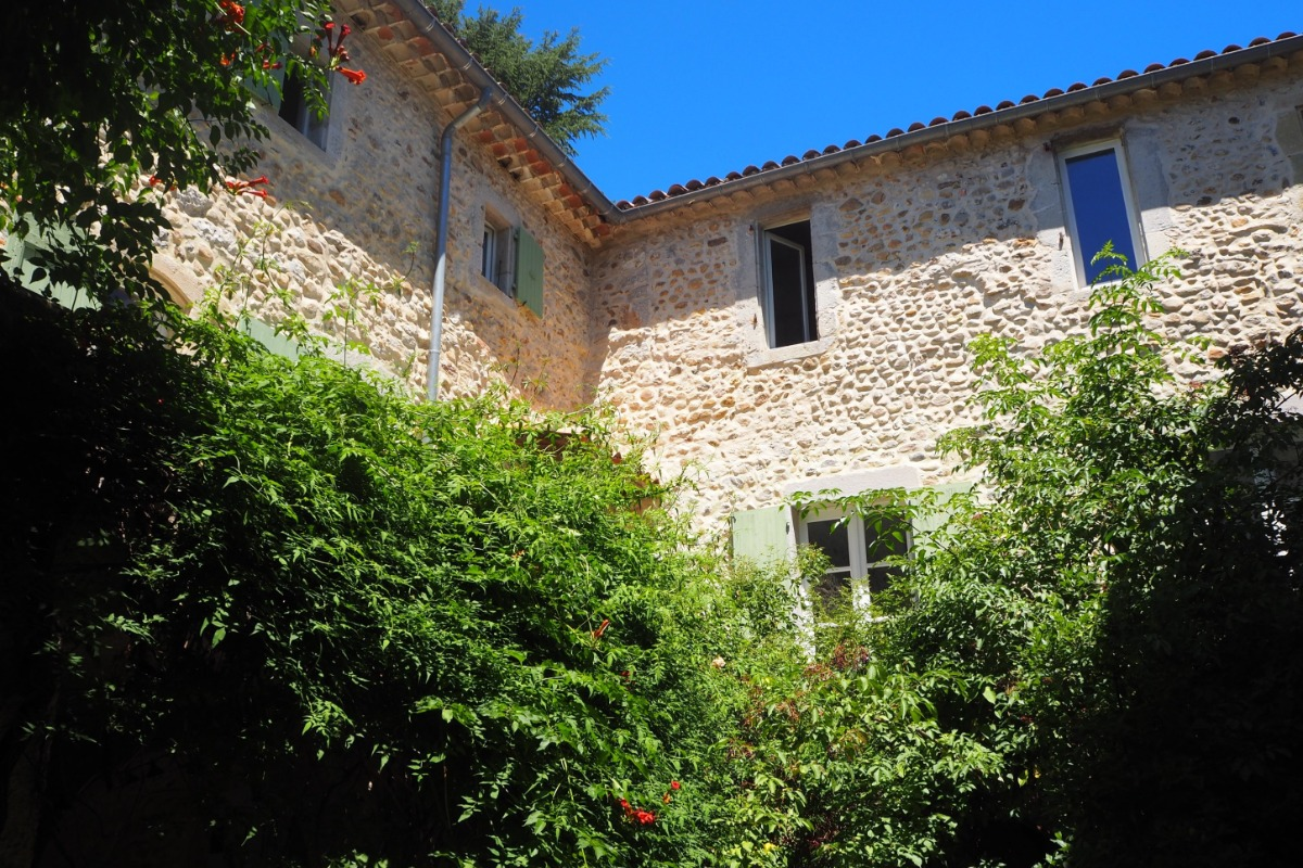 Maison les Cailloux Dorés - Chambre d'hôtes - Massillargues-Attuech