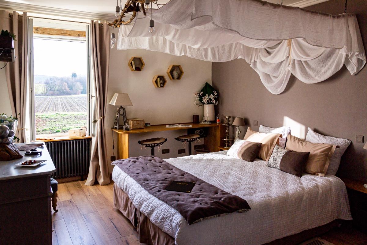 - Chambre d'hôtes - Roquemaure