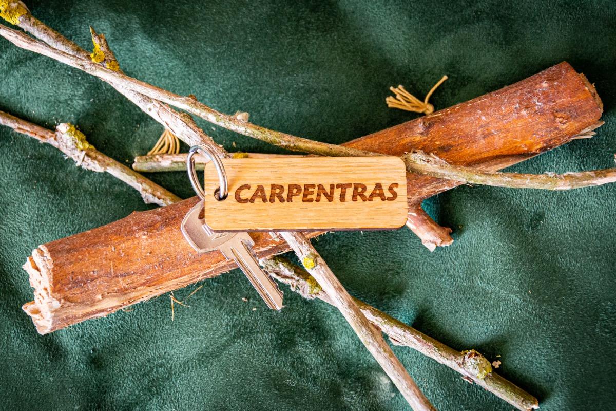 CARPENTRAS  - Chambre d'hôtes - Roquemaure