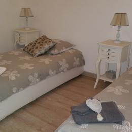 Villa des Violettes-Toulouse-suite les Songes d'Ophir-chambre 2 - Chambre d'hôtes - Toulouse