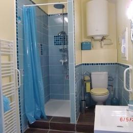 Villa des Violettes-Toulouse-suite les Songes d'Ophir-salle de bain - Chambre d'hôtes - Toulouse