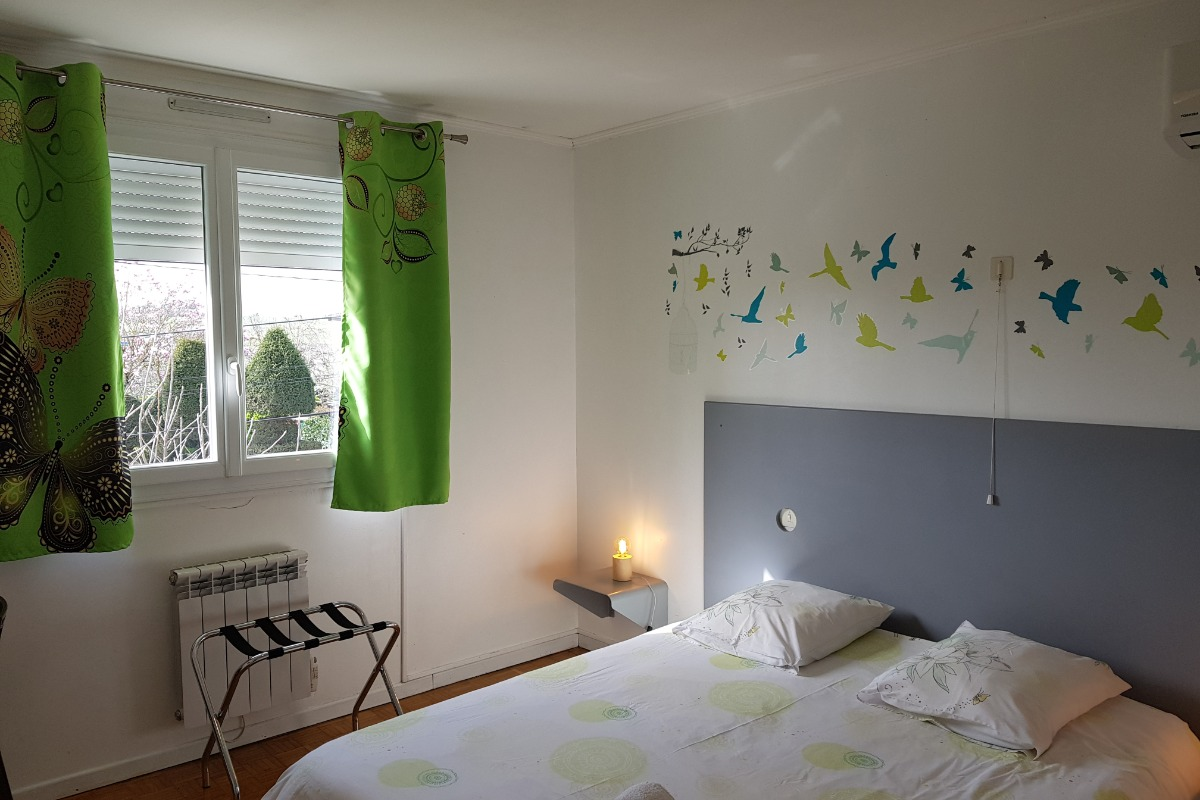 chambre murano - Chambre d'hôtes - Aussonne