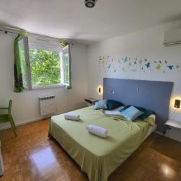 chambre murano - Chambre d'hôte - Aussonne