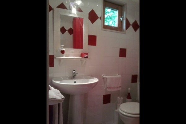 salle de bain - Chambre d'hôtes - Fronton