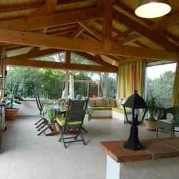 véranda - Chambre d'hôtes - Fronton