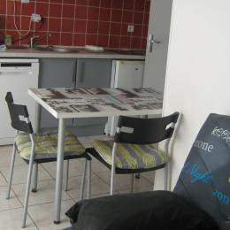 cuisine - Location de vacances - Lherm