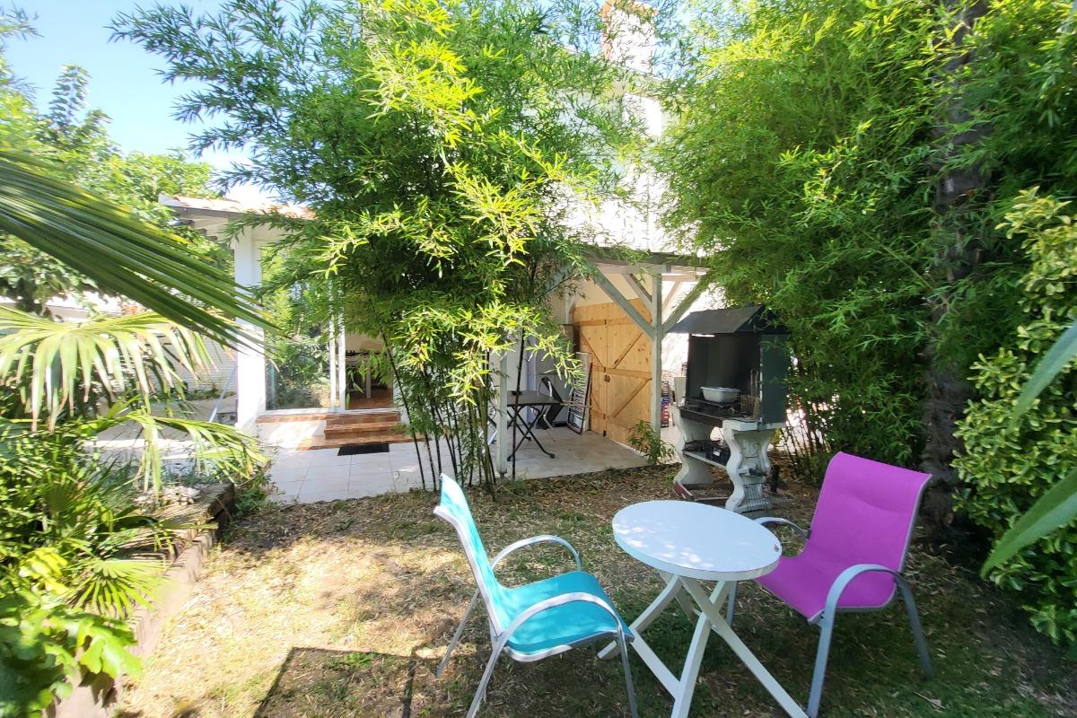 salon de jardin  - Location de vacances - Aussonne